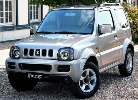 imagem foto carro suzuki jimny jipe 44