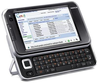 imagem foto celular n900 nokia smartphone