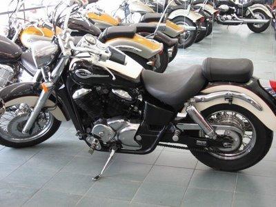 imagem foto moto honda shadow 750
