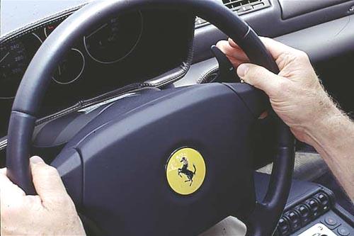 volante, aprenda a dirigir