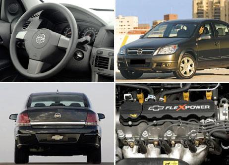 Ficha Técnica do Novo Chevrolet Vectra 2009. 20465 views