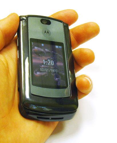 Celular Motorola V8 imagem foto