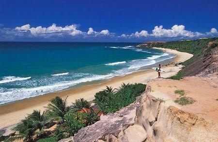 praia do nordeste imagem foto