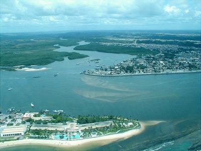 imagem foto praia porto seguro bahia