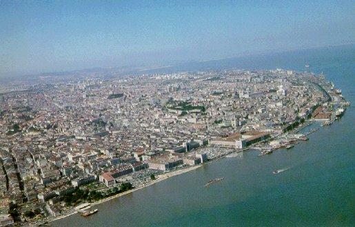 imagem foto cidade lisboa portugal praia