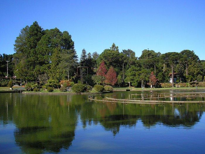imagem foto gramado rio grande do sul lago Joaquina Bier