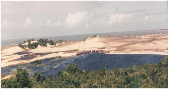 imagem foto praia natal rio grande do norte