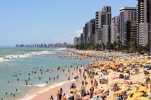 imagem foto recife pernambuco praia de boa viagem